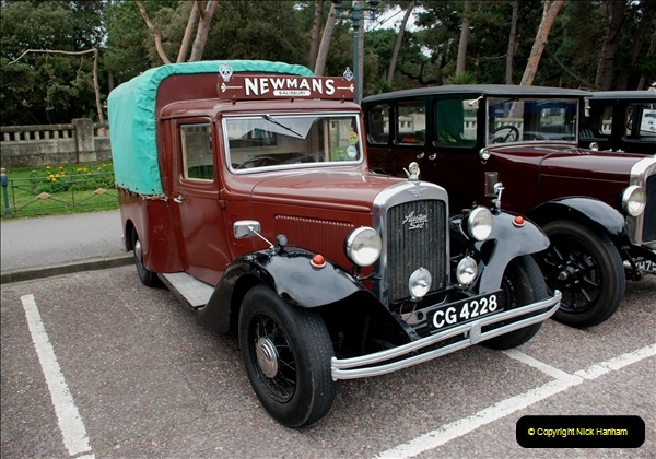 2019 March 16 Bournemouth Pavilion Theatre 90 Years. (12) Vintage display. 012