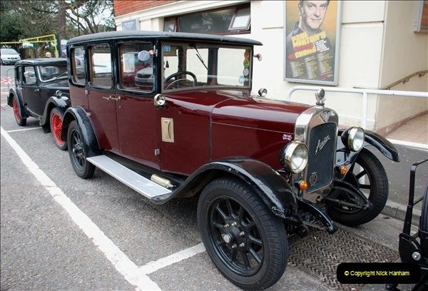 2019 March 16 Bournemouth Pavilion Theatre 90 Years. (24) Vintage display. 024