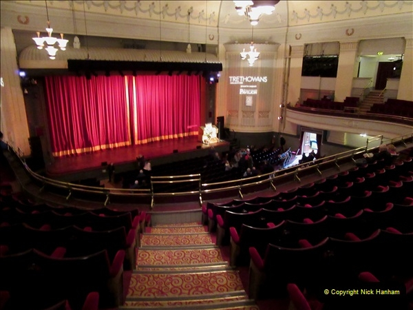 2019 March 16 Bournemouth Pavilion Theatre 90 Years. (53) 053