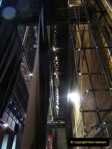 2019 March 16 Bournemouth Pavilion Theatre 90 Years. (71) Behind the scenes tour. 071