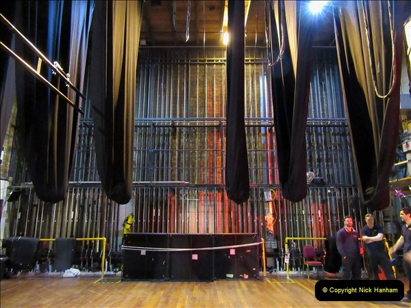 2019 March 16 Bournemouth Pavilion Theatre 90 Years. (74) Behind the scenes tour. 074
