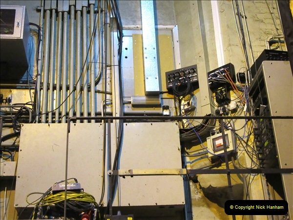 2019 March 16 Bournemouth Pavilion Theatre 90 Years. (75) Behind the scenes tour. 075
