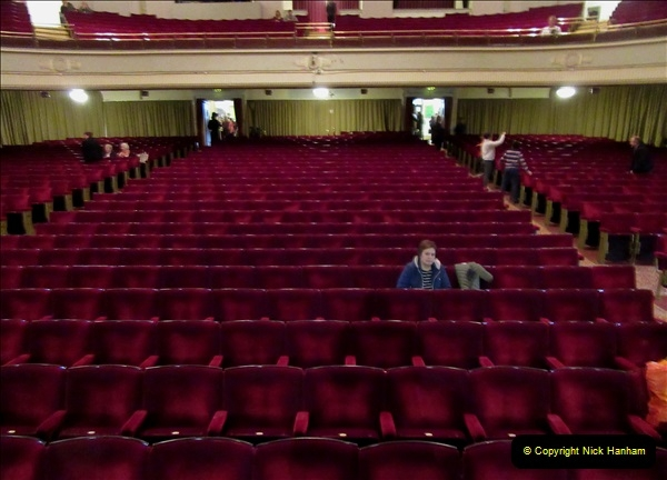 2019 March 16 Bournemouth Pavilion Theatre 90 Years. (78) Behind the scenes tour. 078