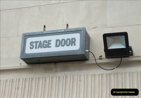 2019 March 16 Bournemouth Pavilion Theatre 90 Years. (92) Behind the scenes tour. 092