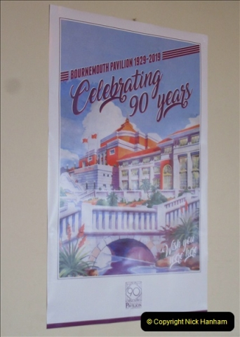 2019 March 16 Bournemouth Pavillion Theatre 90 Years. (126) 126