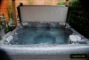 2019-03-11 to 13 Brighton, Sussex. (14) The Hot Tub at our Hotel. 014