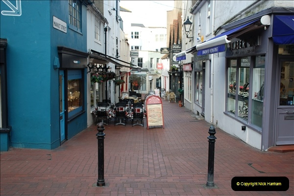 2019-03-11 to 13 Brighton, Sussex. (147) The Lanes and area. 147