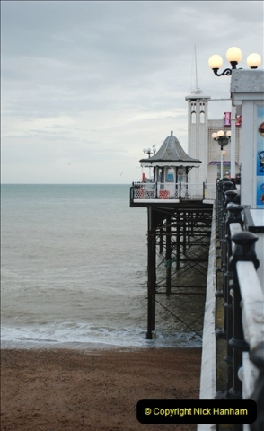 2019-03-11 to 13 Brighton, Sussex. (209) All the fun of the pier. 209
