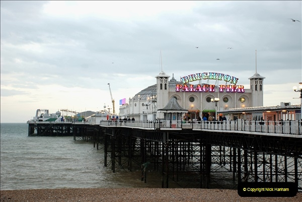 2019-03-11 to 13 Brighton, Sussex. (222) All the fun of the pier. 222