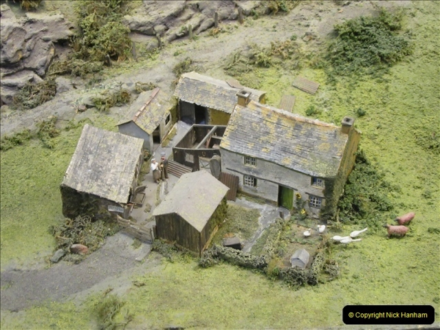 2019-04-14 Pendon Museum, Long Wittenham, Abbingdon, Oxfordshire. (52) 052