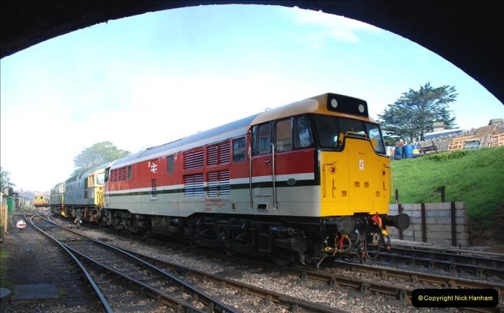2019-05-10 Swanage Railway Spring Diesel Gala. (43)