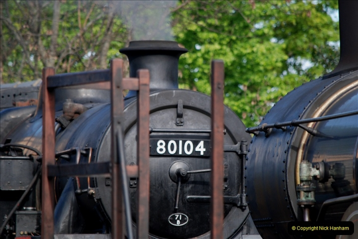 2019-05-10 Swanage Railway Spring Diesel Gala. (45)