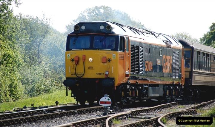 2019-05-10 Swanage Railway Spring Diesel Gala. (67)