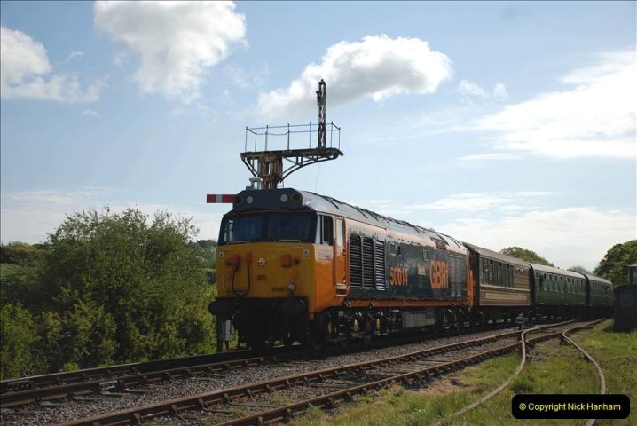 2019-05-10 Swanage Railway Spring Diesel Gala. (68)