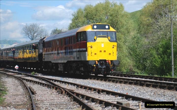 2019-05-10 Swanage Railway Spring Diesel Gala. (85)