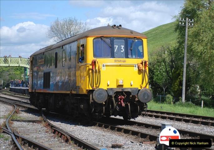 2019-05-10 Swanage Railway Spring Diesel Gala. (88)