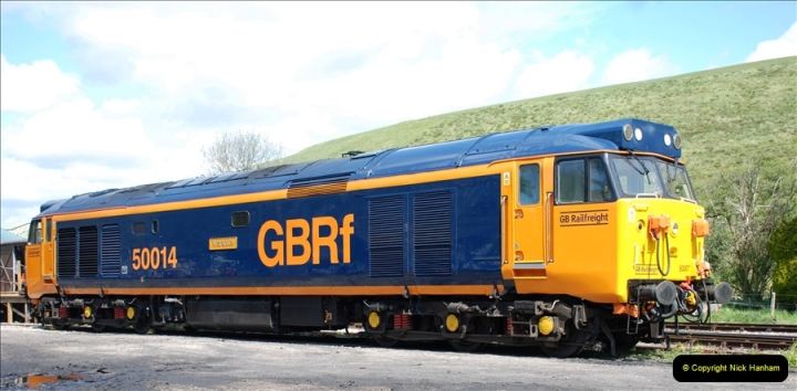 2019-05-10 Swanage Railway Spring Diesel Gala. (122)