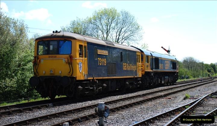 2019-05-10 Swanage Railway Spring Diesel Gala. (131)