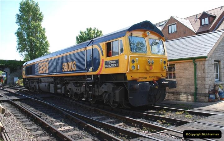 2019-05-10 Swanage Railway Spring Diesel Gala. (152)