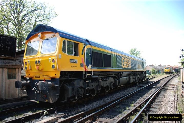 2019-05-10 Swanage Railway Spring Diesel Gala. (153)