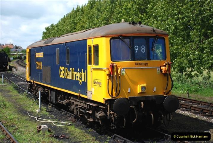 2019-05-10 Swanage Railway Spring Diesel Gala. (164)