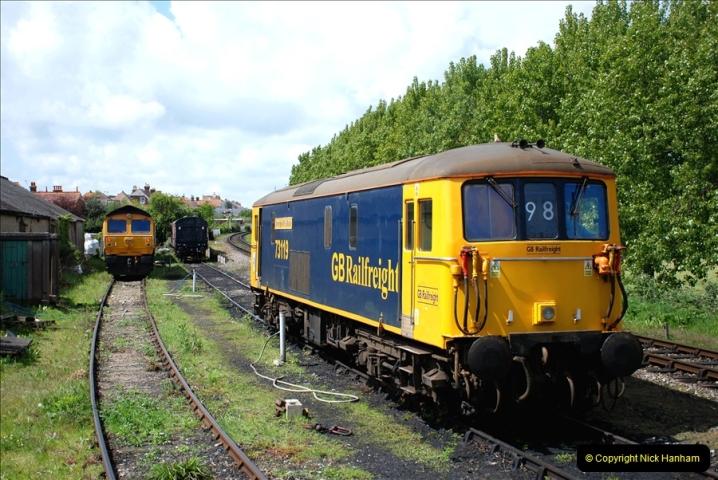 2019-05-10 Swanage Railway Spring Diesel Gala. (165)