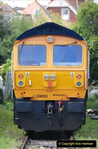2019-05-10 Swanage Railway Spring Diesel Gala. (167)