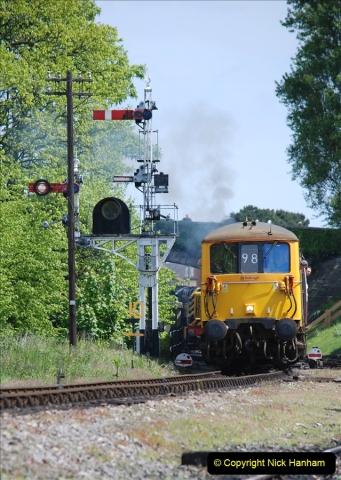 2019-05-10 Swanage Railway Spring Diesel Gala. (175)