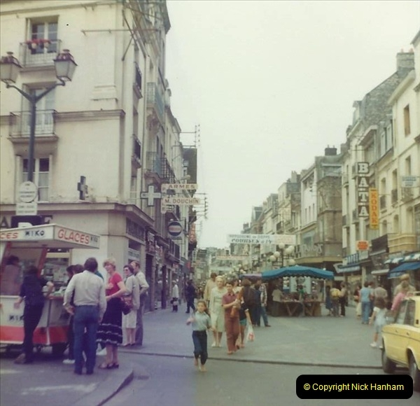 FRANCE 1981. Boulogne area of Narmandy. (4) 04