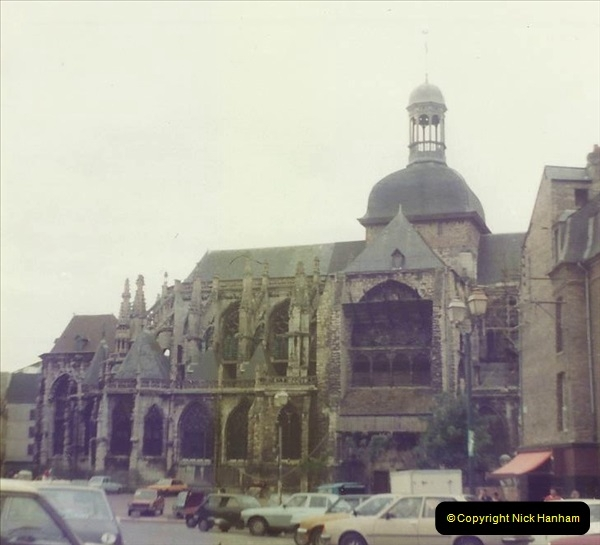 FRANCE 1981. Boulogne area of Narmandy. (6) 06
