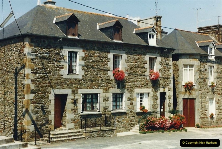 1986 Brittany, France. (20) St.Germain-Sur-Ay. 020