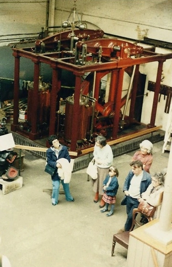 1985 Thames Water Pumping Museum. (3) London. 452261