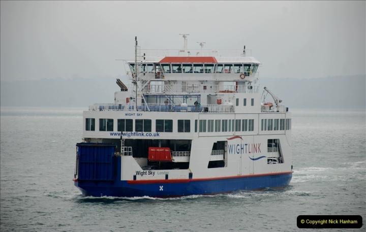 2019-06-02 MBF Meeting on the IOW. (30) IOW ferry. 031