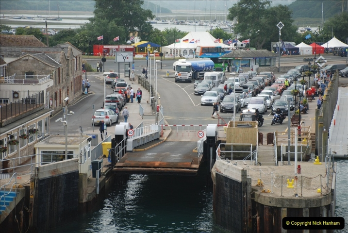 2019-06-02 MBF Meeting on the IOW. (34) IOW ferry. 035