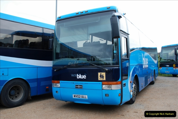 2019-06-02 MBF Meeting on the IOW. (82) The Museum is also a Vectis Blue parking area. 083