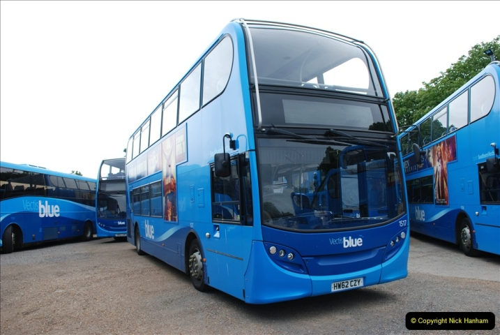 2019-06-02 MBF Meeting on the IOW. (83) The Museum is also a Vectis Blue parking area. 084