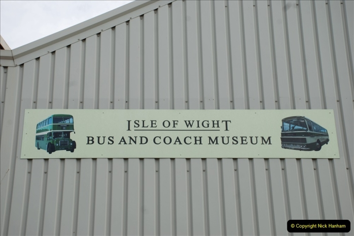 2019-06-02 MBF Meeting on the IOW. (92) The IOW Ryde Bus Museum. 093