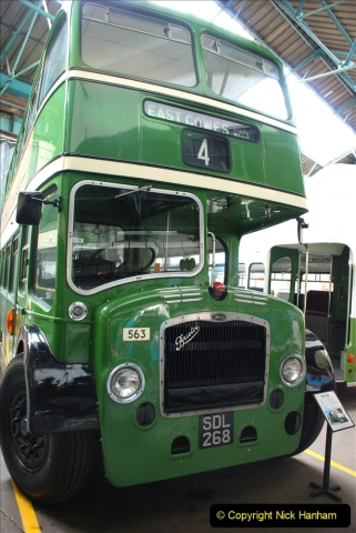 2019-06-02 MBF Meeting on the IOW. (93) The IOW Ryde Bus Museum. 094