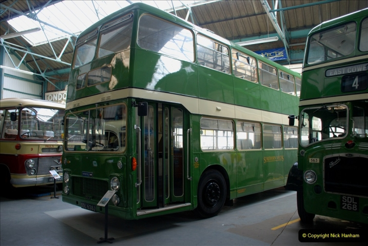 2019-06-02 MBF Meeting on the IOW. (97) The IOW Ryde Bus Museum. 098