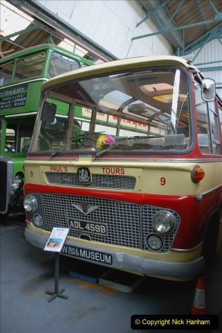 2019-06-02 MBF Meeting on the IOW. (102) The IOW Ryde Bus Museum. 103