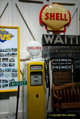 2019-06-02 MBF Meeting on the IOW. (105) The IOW Ryde Bus Museum. 106