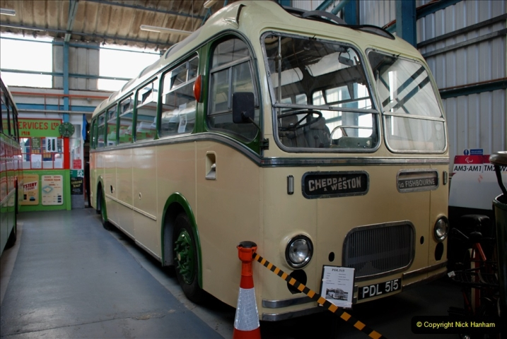 2019-06-02 MBF Meeting on the IOW. (112) The IOW Ryde Bus Museum. 113