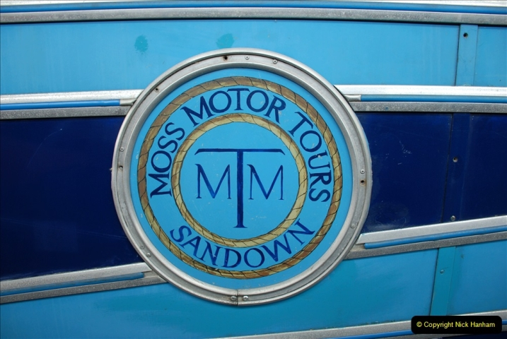 2019-06-02 MBF Meeting on the IOW. (120) The IOW Ryde Bus Museum. 121