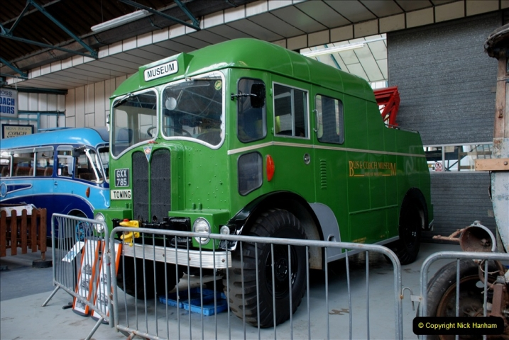 2019-06-02 MBF Meeting on the IOW. (122) The IOW Ryde Bus Museum. 123