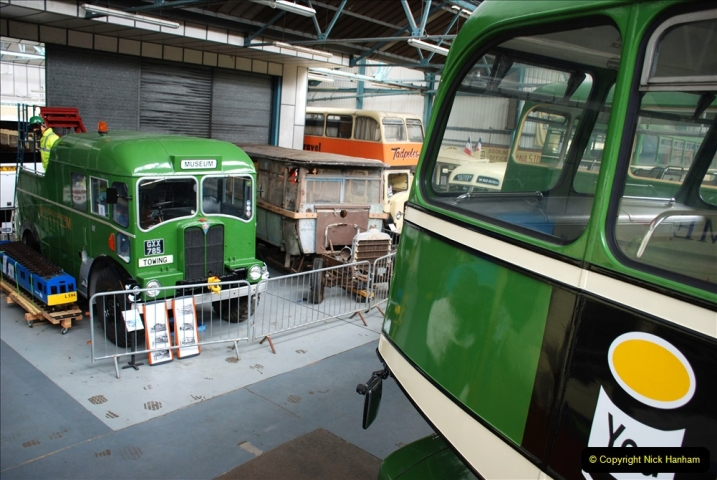 2019-06-02 MBF Meeting on the IOW. (123) The IOW Ryde Bus Museum. 124