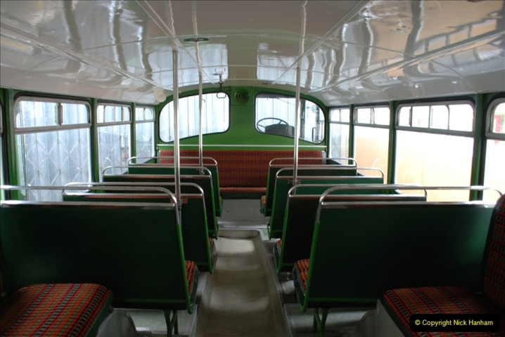 2019-06-02 MBF Meeting on the IOW. (126) The IOW Ryde Bus Museum. 127