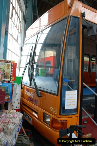 2019-06-02 MBF Meeting on the IOW. (129) The IOW Ryde Bus Museum. 130