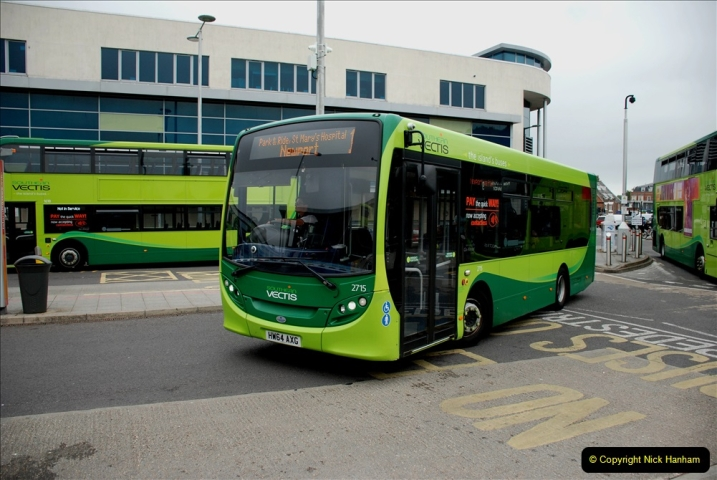 2019-06-02 MBF Meeting on the IOW. (228) Three more bus rides back to Yarmouth. 229