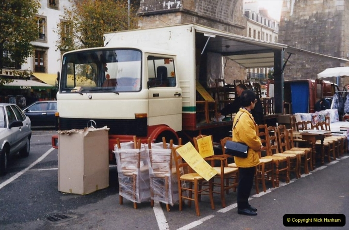 1995 France October. (59) Morlais and the Market. 59