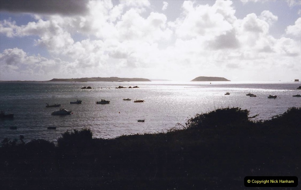 1999 September for a short dtay in Guernsey with friends. (8) 08
